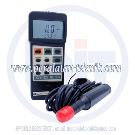 Dissolved Oxygen Meter Lutron DO-5510