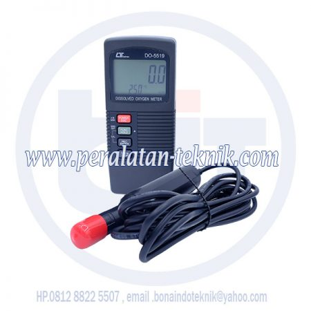 Dissolved Oxygen Meter Lutron DO 5519