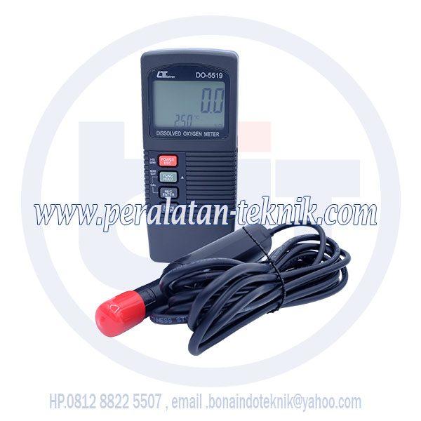 Dissolved Oxygen Meter Lutron DO 5519 , DO Meter Lutron DO-5519