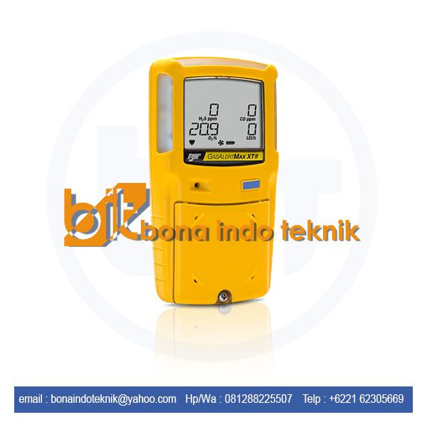 Jual Gas Detector Alert max XT II | Gas Detector BW Indonesia