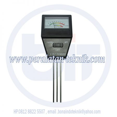 Soil Fertility pH Meter , pH and fertility tester