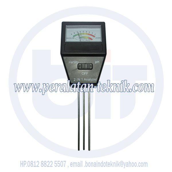 Soil Fertility pH Meter ,pH and fertility tester