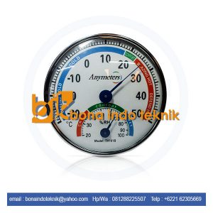 Jual Anymeters TH101B Thermometer Hygrometer | Anymetre th101b Orginal