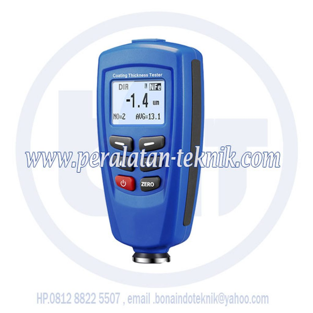 Jual Coating Thickness Gauge Alat Ukur Ctg 1250 Ketebalan Cat