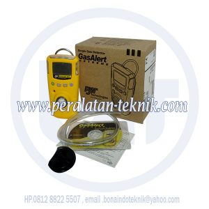 Gas Alert Extreme Single H2S , Jual Gas Detector Bw