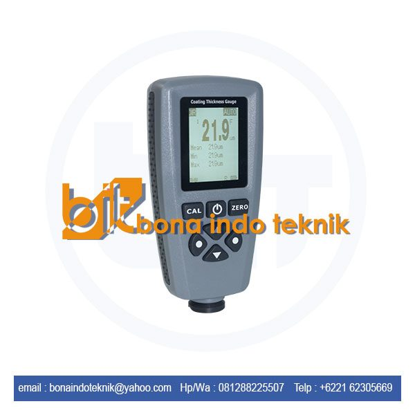 Jual Coating Thickness Gauge CTG-1300 | Alat ukur Ketebalan Cat