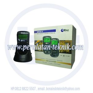 Multi Gas Detector Qrae II , Multi Gas Detector Qrae II PGM-2400
