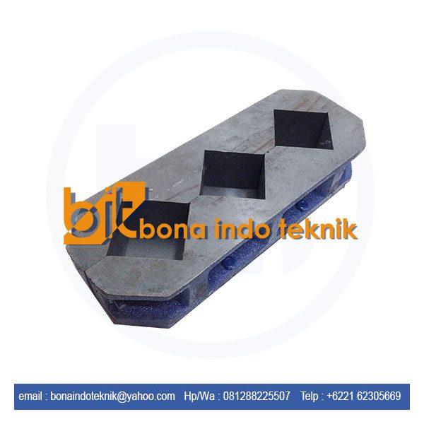 Jual Cetakan Mortar Cement | Cetakan Mortar 50 x 50 x 50 mm