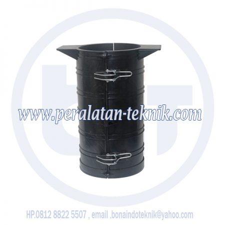 Cetakan Silinder Beton Plastic , Alat Uji Beton , Alat Laboratorium Teknik Sipil
