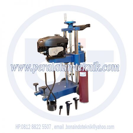 Core Drilling Test Set , Core Drill Asphalt , Mesin Core Aspal , Alat Laboratorium Aspal Atau Alat Uji Aspal