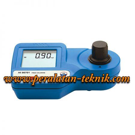 Hanna HI 96701 Free Chlorine meter