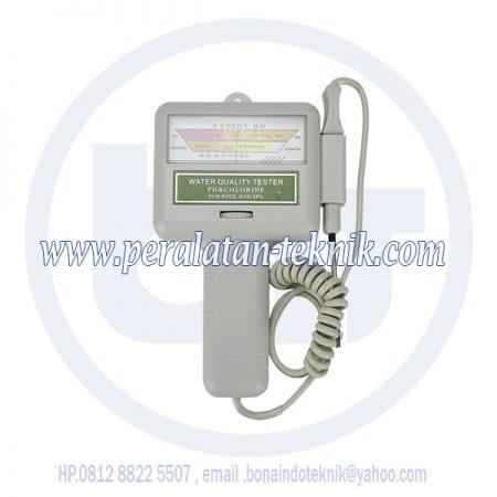 PH dan CL2 Chlorine Tester