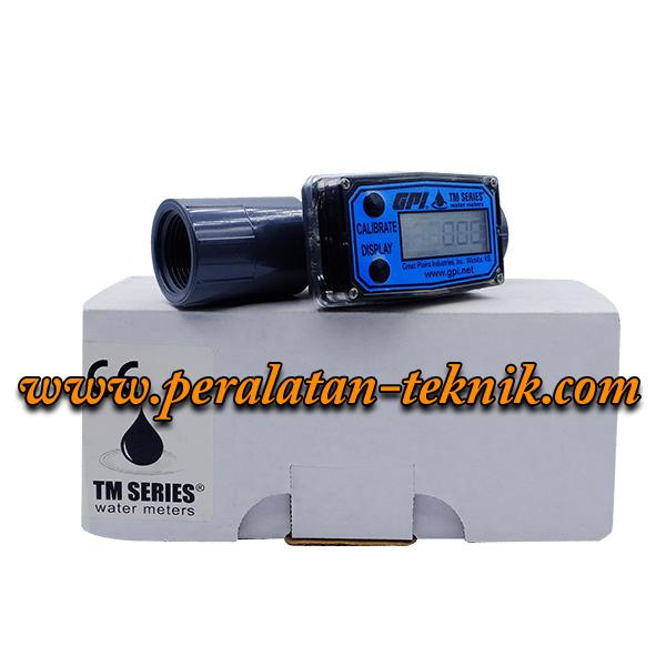 GPI TM 050-N Water Meter , Water Meter Digital GPI