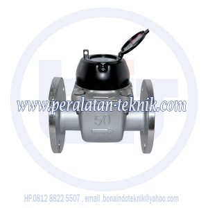 Water Meter Stainless Steel 316L 2 Inch , SHM Stainless Steel