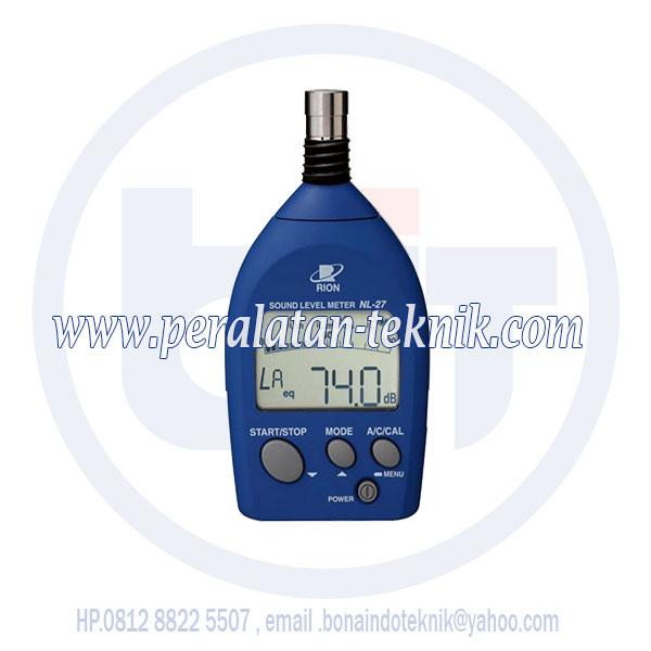 Sound Level Meter Rion NL-27