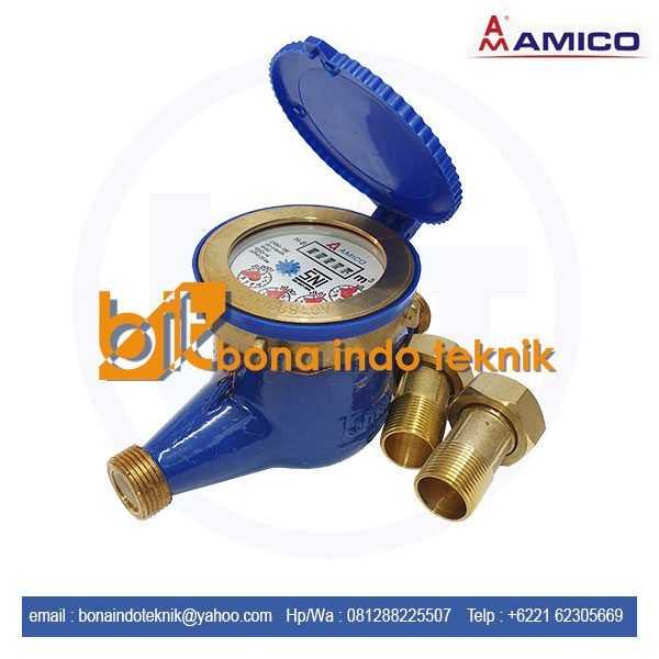 Water Meter Amico LXSG-15E | Amico Water Meter 1/2 inch | Amico Water