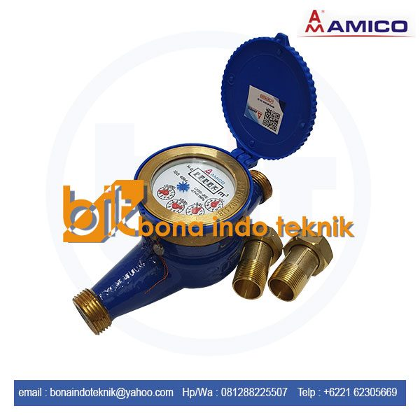 Water Meter Amico LXSG-20E | Amico Water Meter 3/4 inch | Amico water