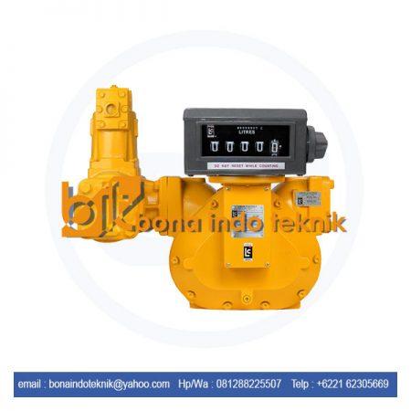Jual Flow Meter LC M30 | Oil Flow Meter Liquid Control M30-C-1