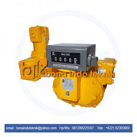 Jual Flow Meter LC M40 | Flow Meter Liquid Control M40