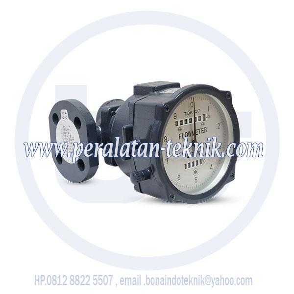 Flow Meter Tokico FGBB 423BAL-04X , Flow Meter Tokico 1/2 Inch