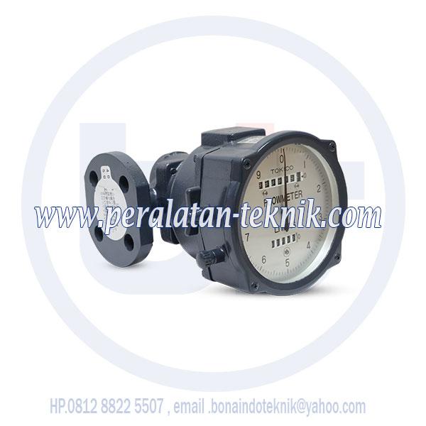 Flow Meter Tokico FGBB 631 BDL-04X , Jual Flow Meter Tokico 3/4 Inch