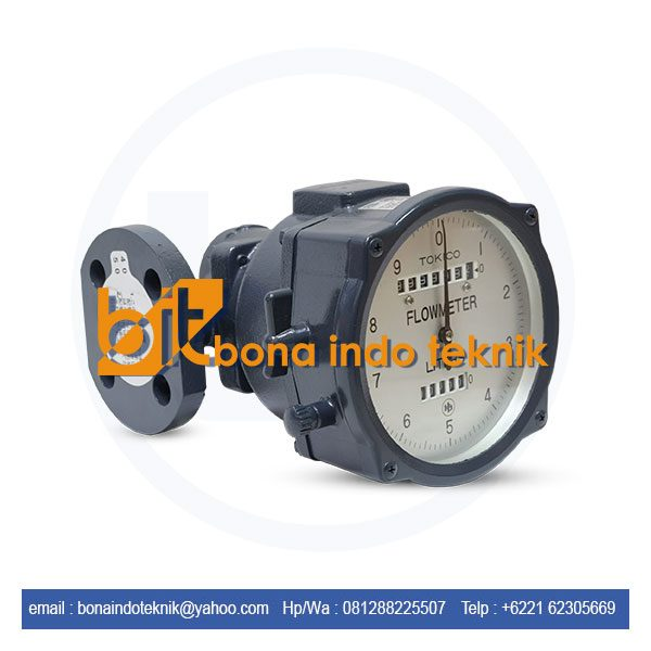 Jual Flow Meter Tokico FGBB 631 BDL-04X | Flow Meter Tokico 3/4 Inch