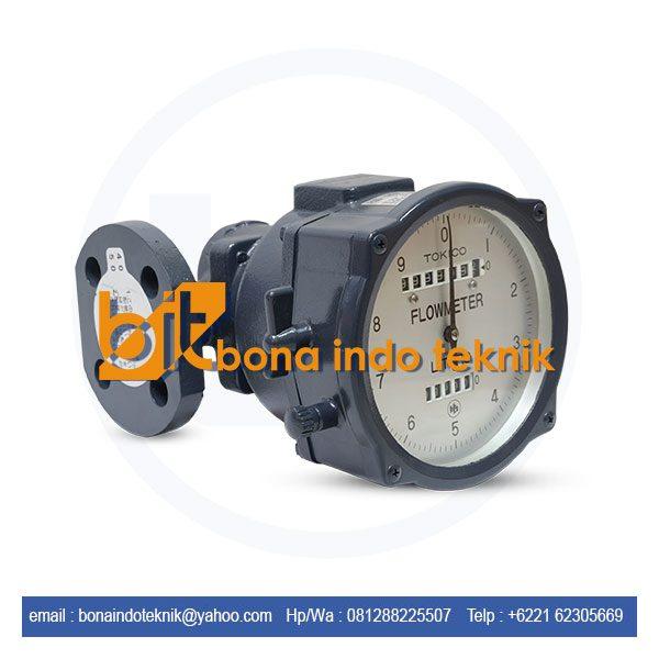 Jual Flow Meter Tokico FGBB423BAL-04X   Flow Meter Tokico 1/2 Inch