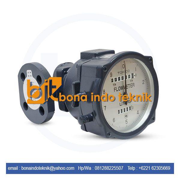 Jual Flow Meter Tokico FGBB835BDL-04X | Flow Meter Tokico 1 Inch
