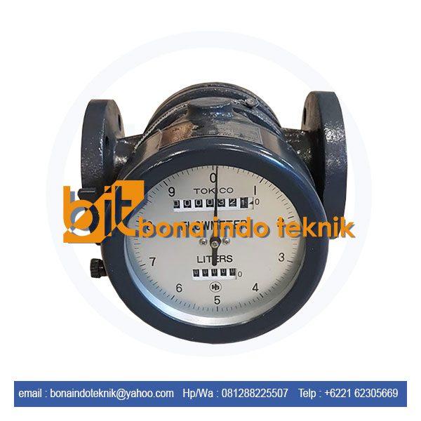 Jual Flow Meter Tokico FRO 0438-04X | Flow Meter Tokico 1½ Inch