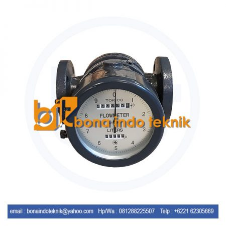Jual Flow Meter Tokico FRO 0541-04X | Flow Meter Tokico 2 inch