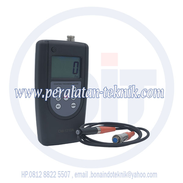 Coating Thickness Gauge CM-1210A , Alat Ukur Ketebalan Cat CM-1210A