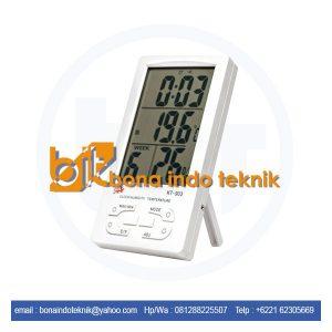 Jual Thermo hygrometerKT-903 | Alat ukur Suhu ruangan KT-903