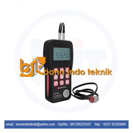 Jual MITECH MT160 Ultrasonic Thickness Gauge | Mitech MT160