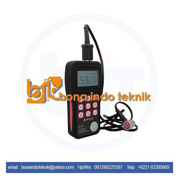 Jual Mitech MT180 Ultrasonic Thickness Gauge | Jual Mitech MT180