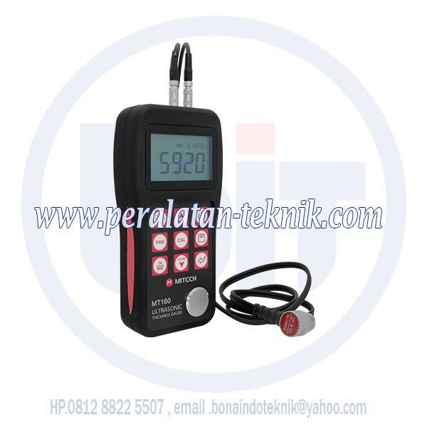 MITECH MT150 Ultrasonic Thickness Gauge , Alat Ukur Ketebalan Plat Mitech MT150
