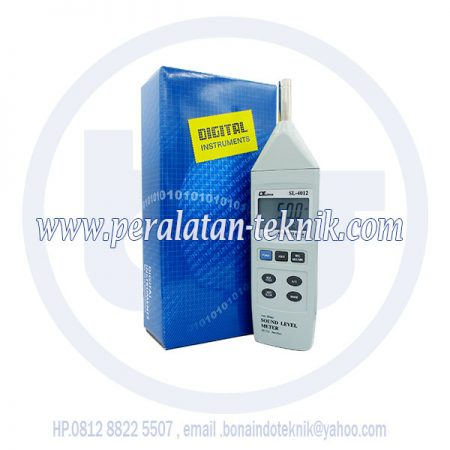 Sound Level Meter Lutron SL-4012