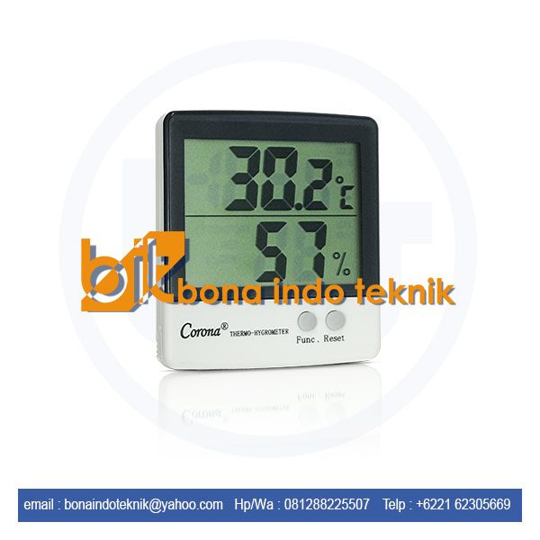 Jual Thermo Hygrometer Corona GL-99 | Corona GL-99
