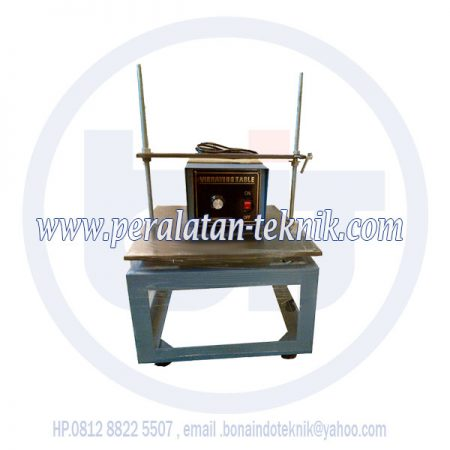 vibrating table , Jual vibrating table , jual alat uji beton