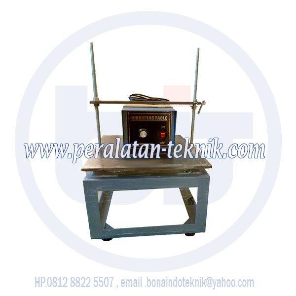 vibrating table , Jual vibrating table , jual alat uji beton