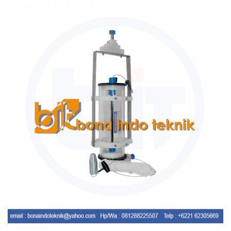 Jual Water Sampler Vertical 2,2 Liter | Water Sampler Vertical