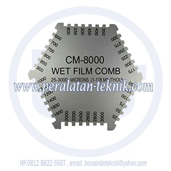 Wet-film-Thickness-gauge-CM-8000 , Wet film Comb CM-8000