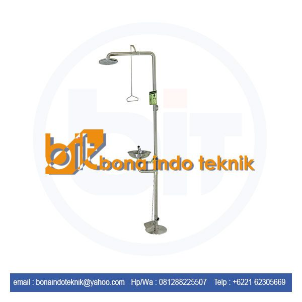 Jual Emergency eyewash and shower ES-BIT230   Emergency eye wash Lokal