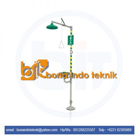 Jual Haws 8300 Eyewash Shower | Haws 8300 Safety Shower