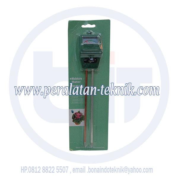 Soil pH Moisture Meter Analog , pH Meter Tanah