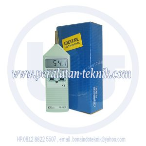 Sound Level Meter Lutron SL-4010 , jual sound level meter