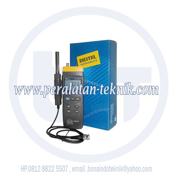 Sound Level Meter Lutron SL-4013 , Jual Sound Level Meter