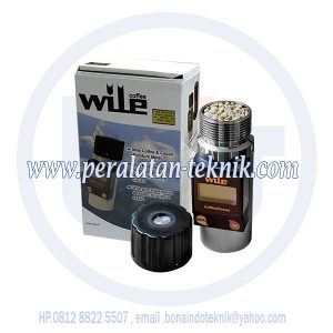 Wile Coffee and Cocoa , Wile Coffee and Cocoa Moisture Meter
