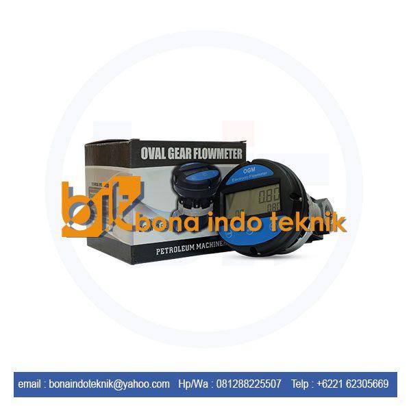 Jual Electronic Flow Meter OGM-25E | Jual Flow Meter Digital OGM