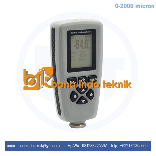 JUAL COATING THICKNESS GAUGE | Coating Thickness Gauge CTG-2000