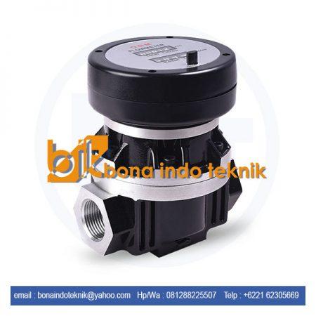 Jual Oval Gear Meter OGM-25 | Jual Flow Meter OGM | OGM Flow Meter 1''